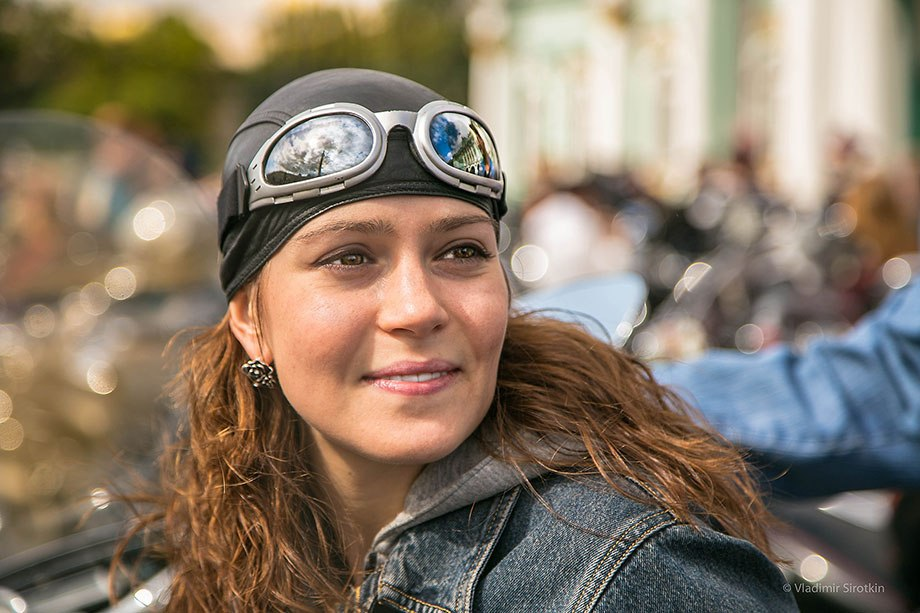 Фотографии с harley days 2014